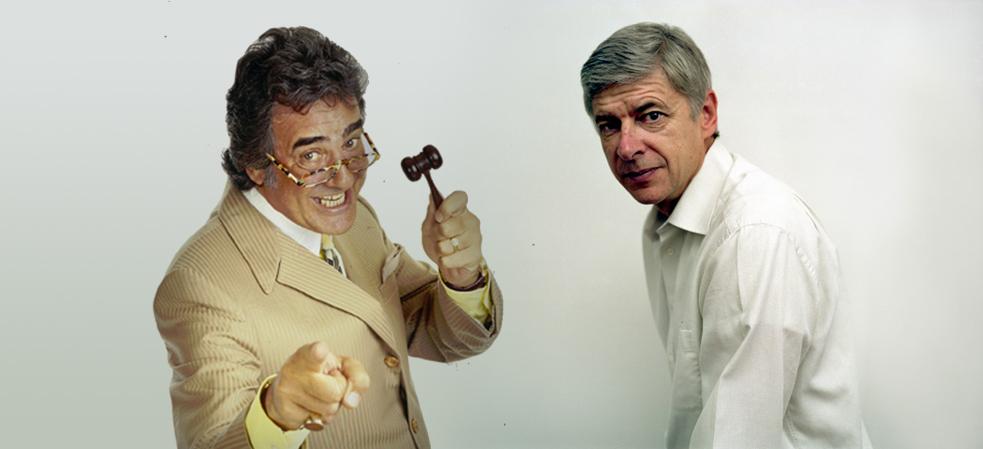 Bargain Hunt - Starring Arsene Wenger