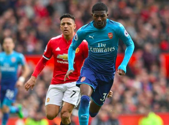 THE NEW KING via @Arsenal instagram